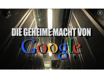 Die ARD zeigt heute Abend eine Reportage über Google (Screenshot: ITespresso).