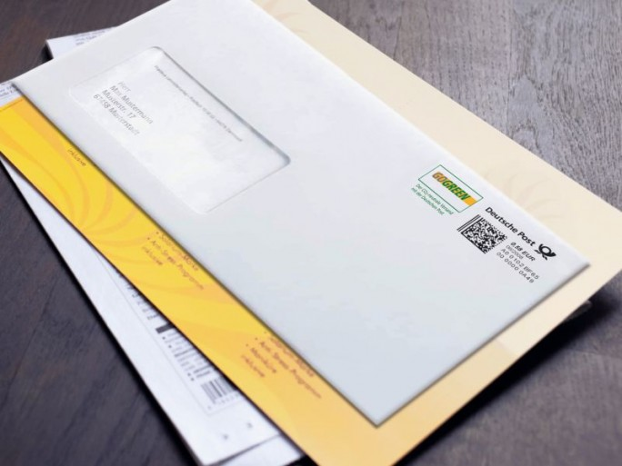 Brief (Bild: Deutsche Post)