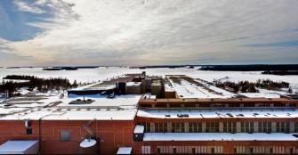 Wenn das Unterseekabel Sea Lion 2016 in Betrieb gegangen ist, könnte das Google-Rechenzentrum in Hamina, unweit von Helsinki, Gesellschaft bekommen (Bild: Google).