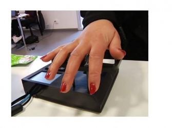 Handvenenerkennung