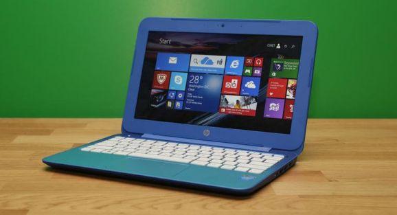 PC-Markt im Jahr 2014: HP Stream 11 (Bild: Sarah Tew, CNET.com)