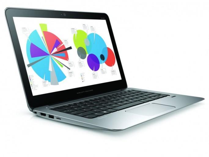 HP EliteBook Folio 1020 (Bild: Hewlett-Packard)