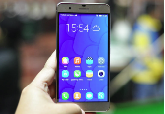 Huawei Honor 6 Plus (Foto: CNET.com)