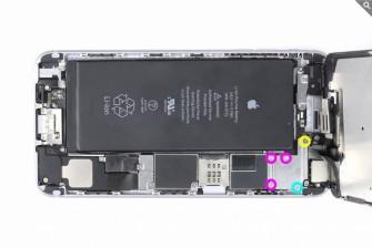 iDoc iPhone Akku Repair (Bild: iDoc)