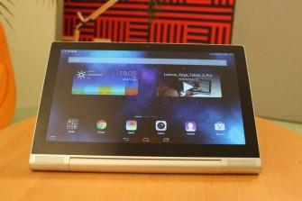 Das Lenovo Yoga Tablet 2 Pro ist ab 499 Euro bei Online-Shops und im Einzelhandel erhältlich (Foto: CNET).