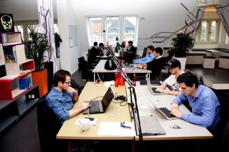 Microsoft Ventures Accelerator Berlin (Bild: Microsoft)