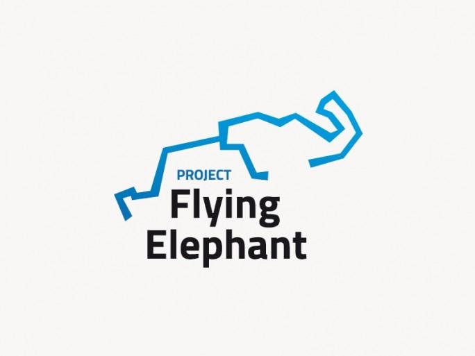Logo Project Flying Elephant (Bild: WestTech Ventures)