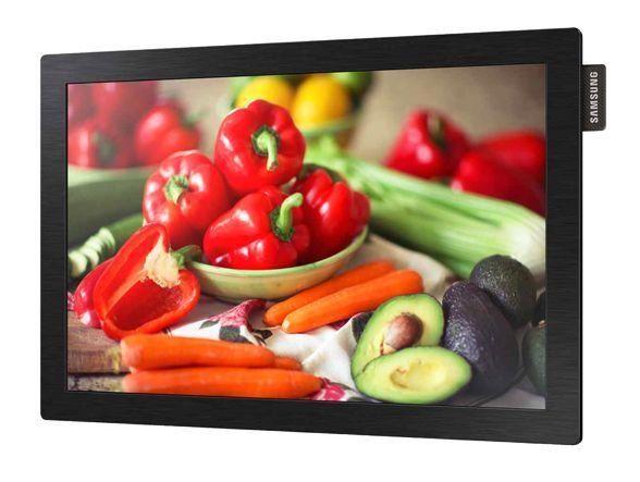 Samsung Small Signage Display DB10D (Bild: Samsung)