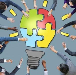 Durch Kooperation wird Wissen vorangetrieben (Bild: Rawpixel/Fotolia.com)