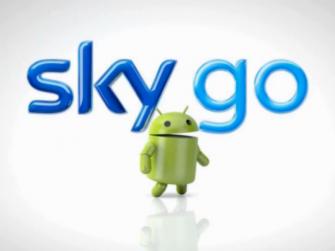 Sky Go für Android (Bild: Sky)
