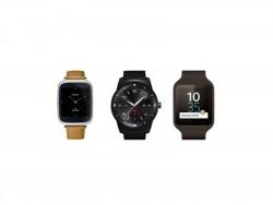 Smartwatches mit Android Wear (Bild: Google)