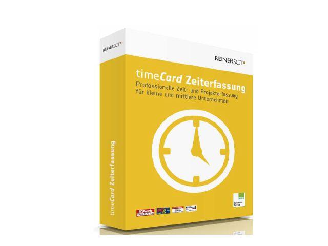 Timecard Packshot