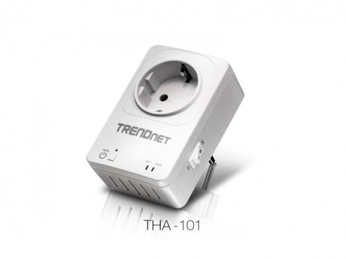 Trendnet Homeswitch THA-101 (Bild: Trendnet)