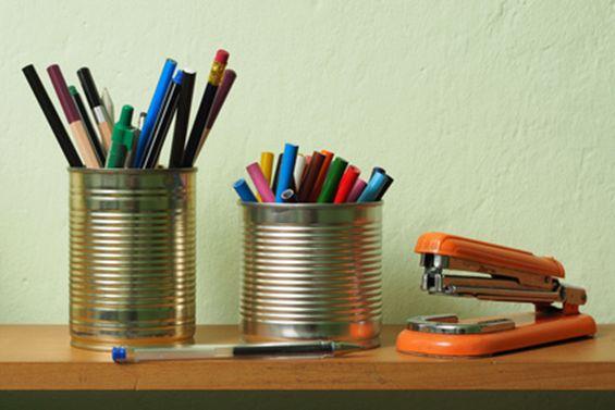 Abfall einen neuen Sinn geben – Upcycling im Kleinen. (Bild: Andrzej Tokarski /Fotolia.com)