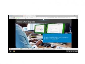 Wyse vWworkspace (Bild: Dell)