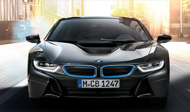 BMW i8 (BMW)