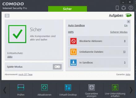 Comodo_Internet_Security_Pro8_Screenshot (Screenshot: Comodo)