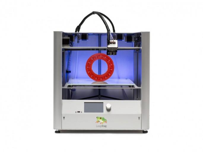 Leapfrog Creatr HS 3D-Drucker (Bild: Leapfrog 3D-Printers)