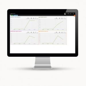 Sage Office Online_screen_Einnahmen_Ausgaben (Screenshot: Sage Software)