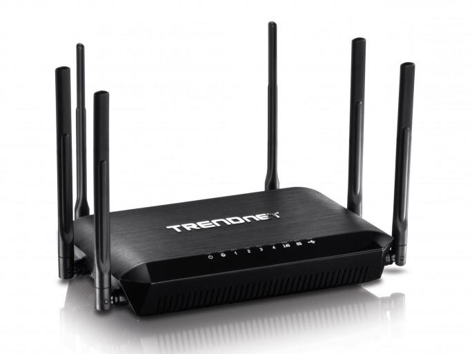 Trendnet AC3200-TEW-828DRU (Bild: Trendnet)