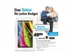 Conrad verkauft 7-Zoll-Tablet von Archos für 49,99 Euro