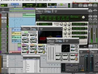 Pro Tools First (Screenshot: Avid)