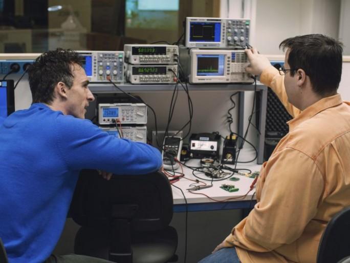 Im Betahaus in Berlin hat jetzt das Hardware.co Lab by Conrad den Betrieb aufgenommen (Bild: ConradElectronic)