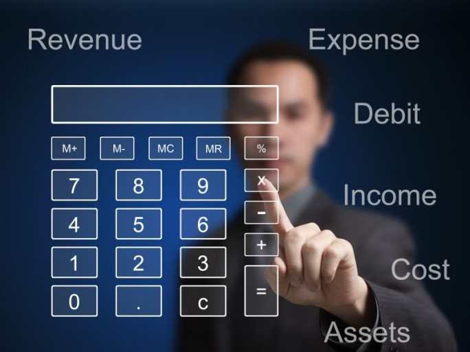 Controlling Buchhaltung (Shutterstock/Dusit)