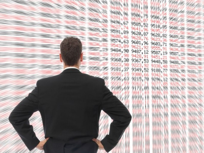 Datenflut (Bild: Shutterstock/RioPatuca)