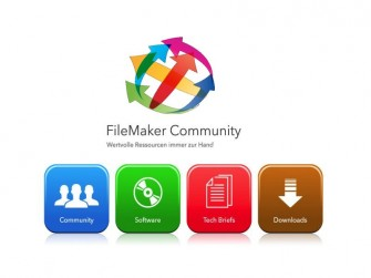 Filemaker Community (Bild: Filemaker)