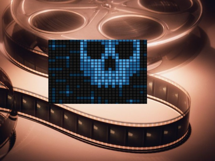 Filmrolle +Virus