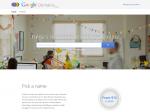 Google bietet nun auch Domain Hosting an