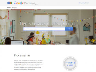 google-domains (Screenshot: ZDNet)
