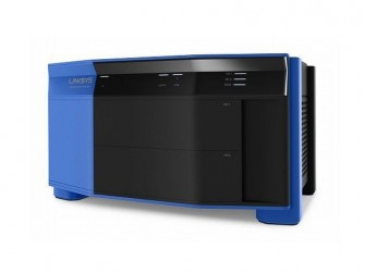 Linksys WRT Network Storage Bay (Bild: Linksys)