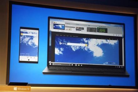 Spartan ist als Standardbrowser für Windows-10-Geräte vorgesehen (Bild: Nate Ralph / CNET)