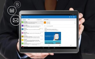 outlook-android-tablet (Bild: Microsoft)