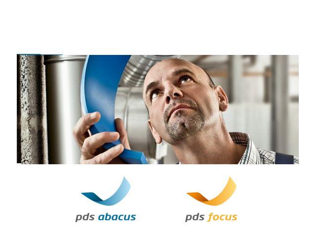 PDS Abacus und PDS Focus (Bider: PDS Software)