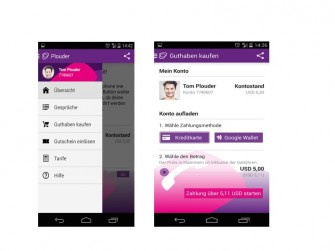 Plouder App (Bild: Plouder GmbH)