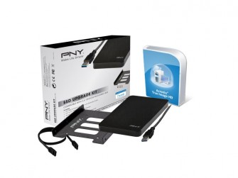 PNY SSD-Upgrade-Kit (Bild: PNY)