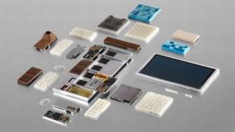 Project Ara: Google kündigt Mini-Pilotphase für sein modulares Smartphone an (Bild: Google).