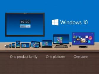 Aktualisierung auf Windows 10 für Enterprise-Anwender kostenpflichtig (Bild: Microsoft)