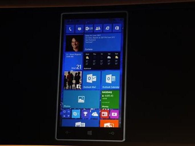 windows-10-telefon (Bild: CNET)