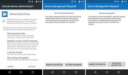 Android-setup-device-mangement (Bild: Microsoft)