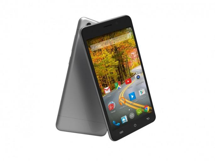 50 Oxygen Plus: Archos kündigt 5-Zoll-Smartphone mit Octa-Core-CPU an (Bild: Archos)