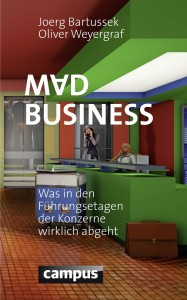 Cover Mad Business (Bild: Campus Verlag)