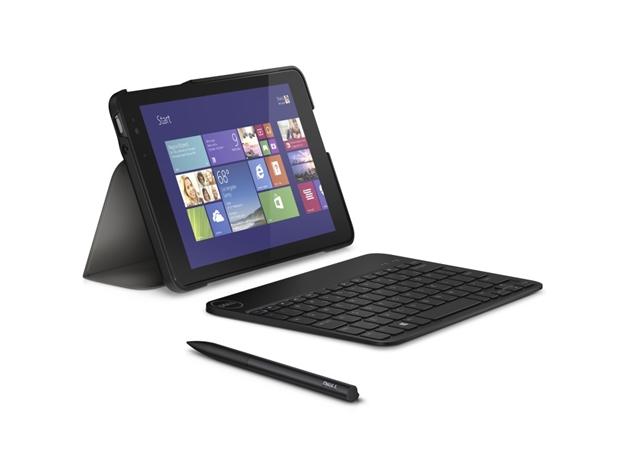 Hersteller wie Dell bieten Studentenrabatt auf Geräte wie das hier abgebildete Tablet Venue 8 Pro (Foto: Dell).