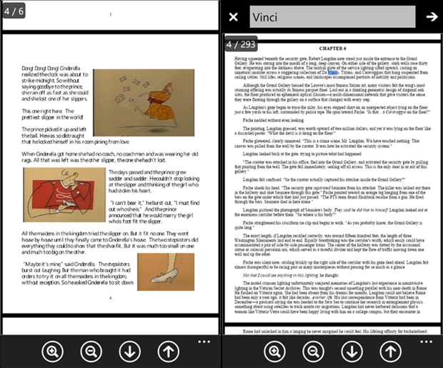 PDF Viewer (Screenshot: Mehmet Toprak)