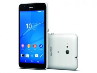 Alternative für Geduldige: Das Xperia E4g wird ab April zu Preisen ab 119 Euro erhältlich sein (Bild: Sony).