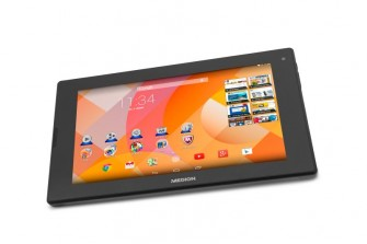 Am 26.2. startet Aldi den Verkauf des 8,9 Zoll großen Android-4.4-Tablet Lifetab P8912 (Bild: Aldi).