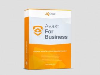 Avast for Business Packshot (Bild: Avast)